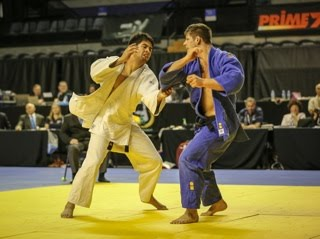 Sebastian Temesi and Mark Anthony at the Australian National Titles 2013